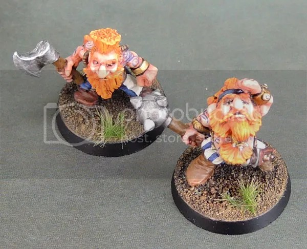 Marauder MM16 Dwarf Slayers