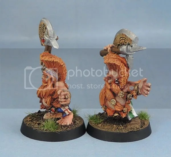 Citadel Giant Slayers 1993-1994