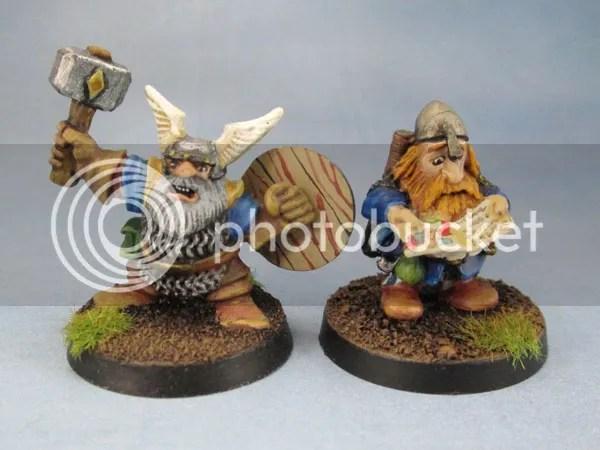 Citadel Advenced HeroQuest Dwarf, Dwarf Adventurer, Map Reader