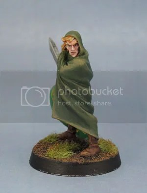 Aenur, Sword of Twilight - The Mordheim Elf