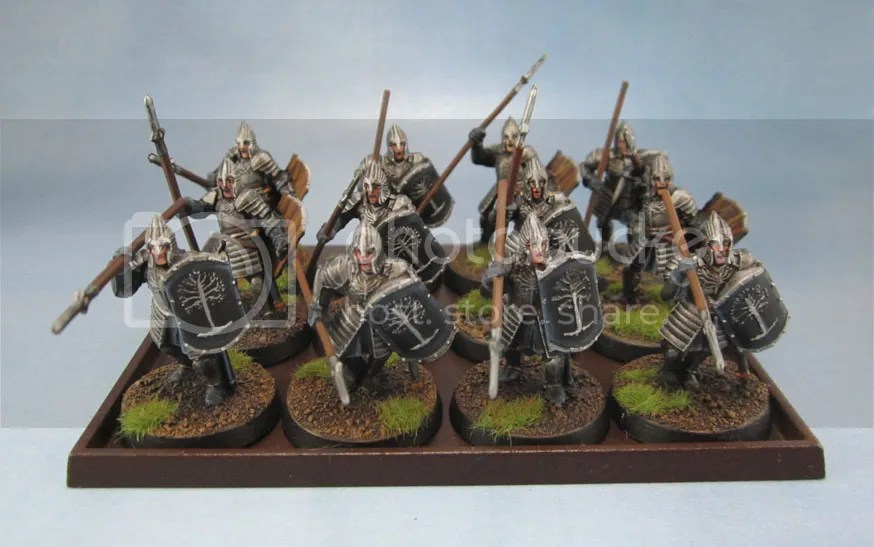 Games Workshop Warriors of Minas Tirith