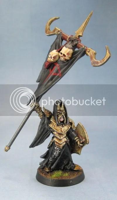 Citadel LotR Black Númenórean Warrior Standard Bearer