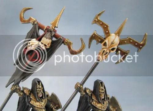 Citadel LotR Black Númenórean Warrior Standards