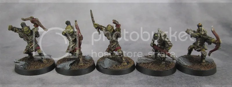 Citadel Moria Goblin Captains