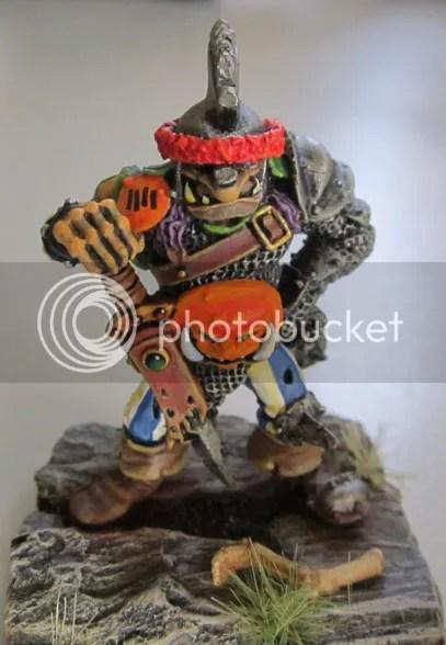 Oldhammer Ogre, Ogryn, c23 Ogre