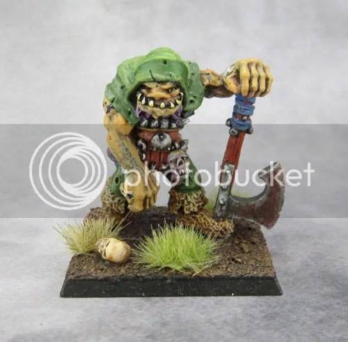 C23 Ogre - Gutlagg, Ogre Executioner