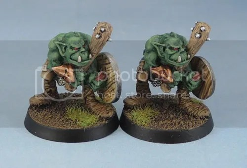 Oldhammer Orc Champions,1998, Kev Adams