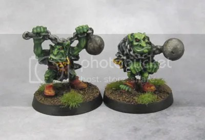 Iron Claw Goblin Fanatics