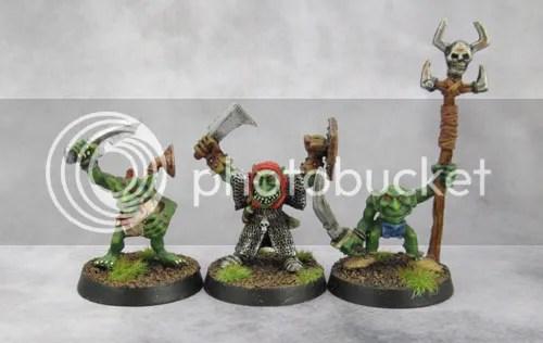 Oldhammer Citadel Goblins, Marauder Goblin