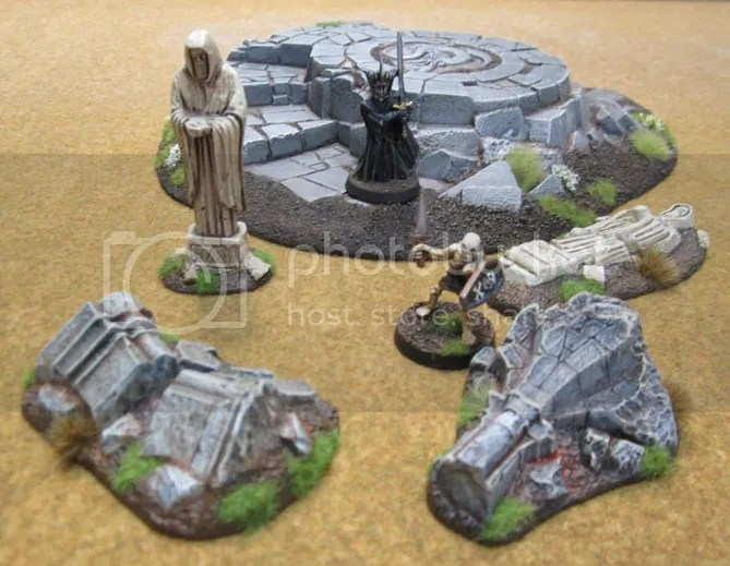 Return of the King SBG Scenery
