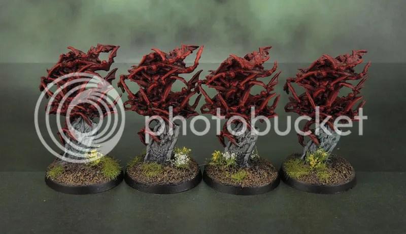 Reaper Bones 77046: Bat Swarm