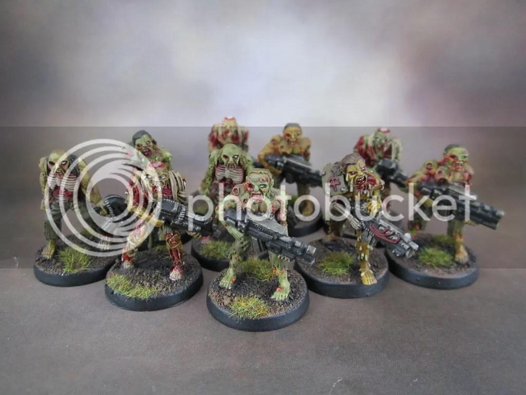 Warzone Dark Legion Blessed Legionnaires