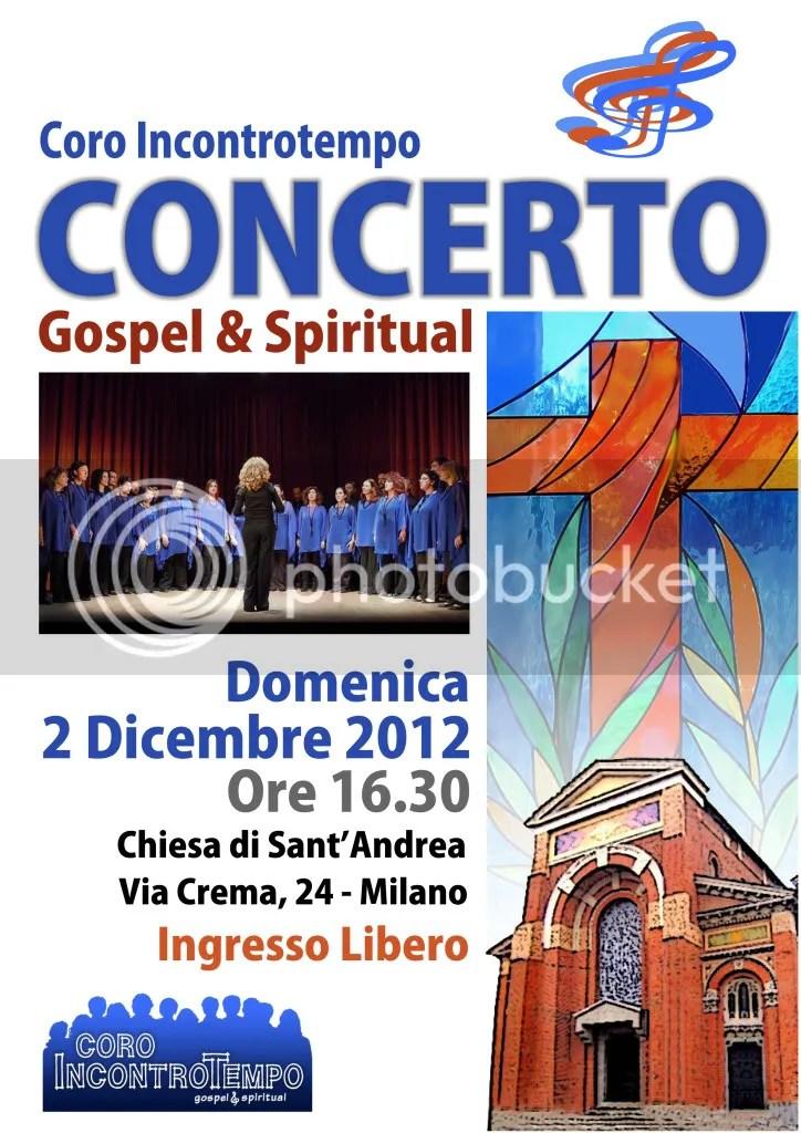 02.12.12 - Milano - Chiesa S.Andrea