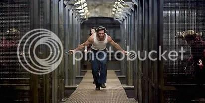 Sai da frente que Wolverine escapou! - CLIQUE PARA AMPLIAR ESTA FOTO EM BOA RESOLUÇÃO