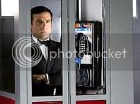 Steve Carell como Maxwell Smart - CLIQUE PARA AMPLIAR ESTA FOTO