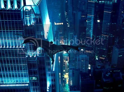 Batman alça novos vôos - CLIQUE AQUI PARA AMPLIAR ESTA FOTO EM BOA RESOLUÇÃO
