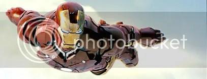 O vôo do Homem de Ferro - CLIQUE PARA AMPLIAR A FOTO