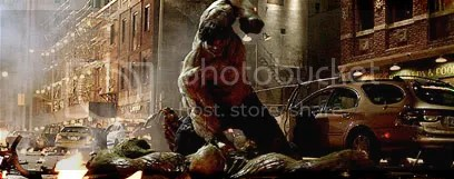 Hulk esmaga o Abominável - CLIQUE PARA AMPLIAR ESTA FOTO