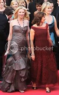 Cate Blanchett e Karen Allen no tapete vermelho - Foto de Gareth Cattermole - Foto de Sean Gallup - CLIQUE PARA AMPLIAR