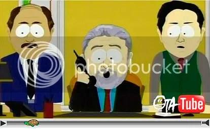 OtaTube revela TUDO que o Lula falou para os alienígenas em Soth Park!!! CLIQUE AQUI PARA VER!!!