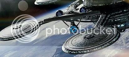 A USS Enterprise começa sua jornada - CLIQUE AQUI PARA AMPLIAR ESTA FOTO EM ÓTIMA RESOLUÇÃO