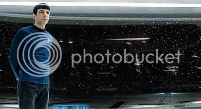 Zachary Quinto é o Sr. Spock - CLIQUE AQUI PARA AMPLIAR ESTA FOTO EM ÓTIMA RESOLUÇÃO