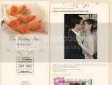 free   template Free Wedding Blogger