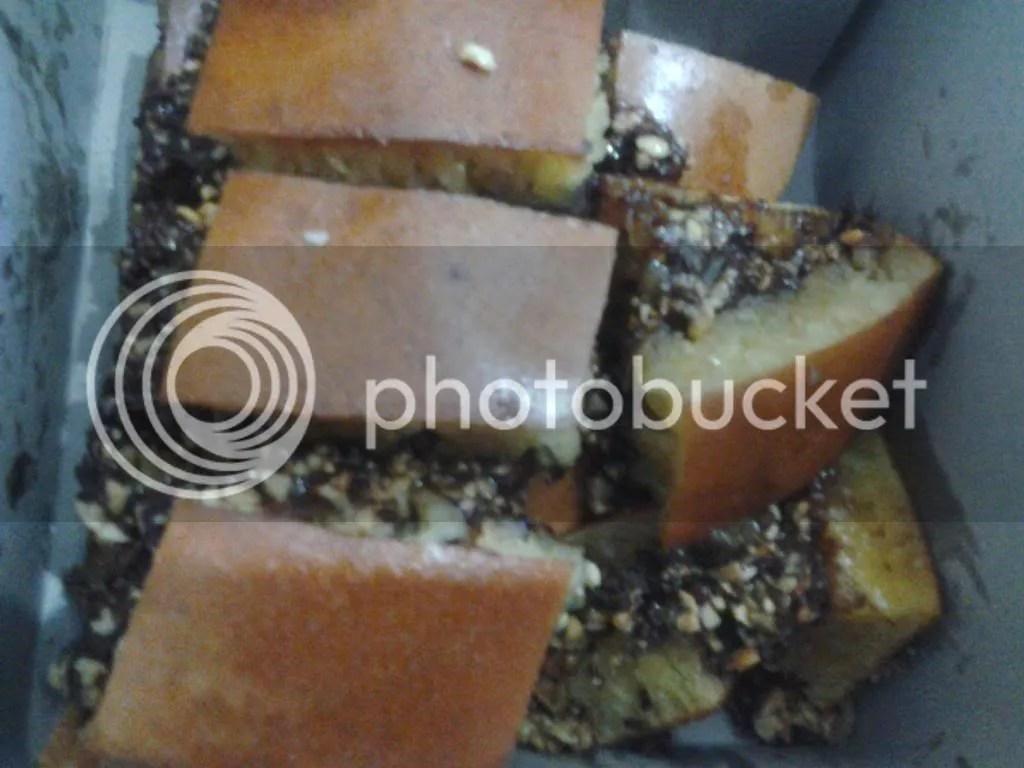 Martabak Kacang Coklat (Rp 15k)