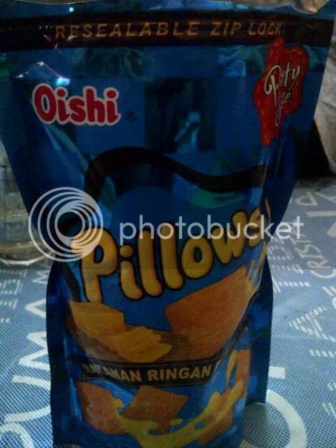 Pillow Keju