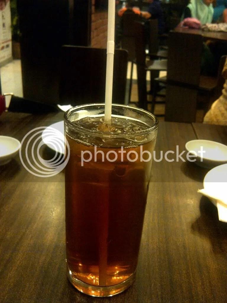 Ice Tea (Rp 5.000)