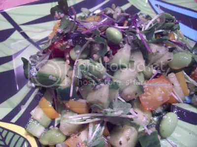raw salad,raw food recipe,raw food,raw entrees