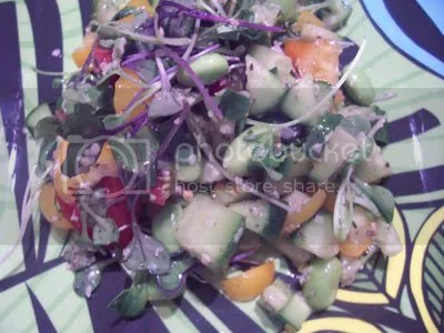 salads,raw salad,raw food recipes,rawfood,rawentrees
