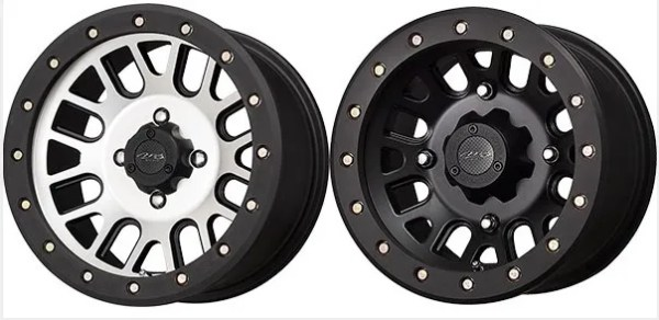 Wheels with built in protection... MB11 ATV/UTV - Arctic ...
