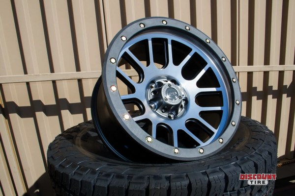 MB Wheels MB11 w/Bolt on Rock Rings - Off-Road Forums ...
