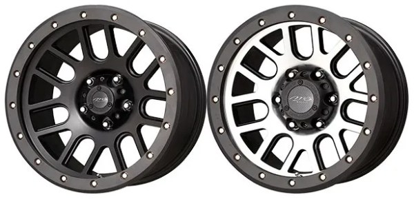 MB Wheels MB11 w/Bolt on Rock Rings - Pirate4x4.Com : 4x4 ...