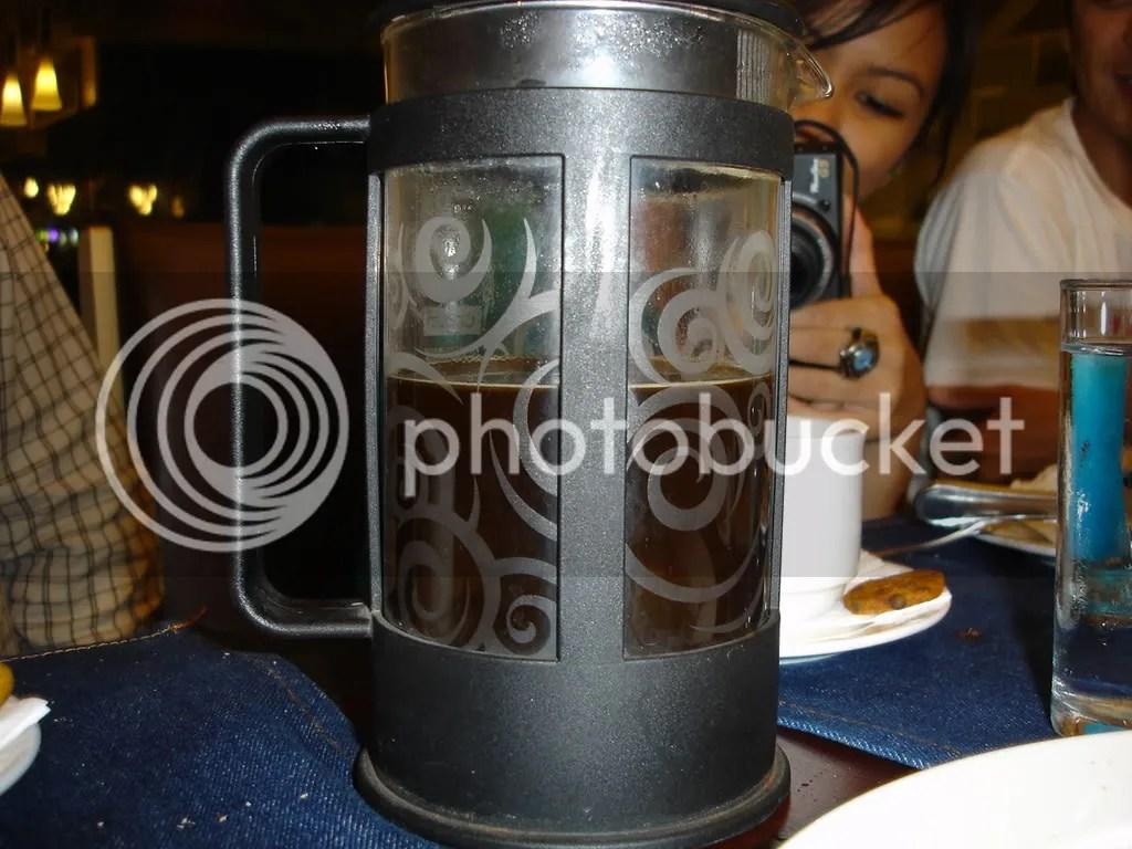 La Maison Brewed Coffee