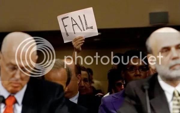 Henry Paulson and Ben Bernanke