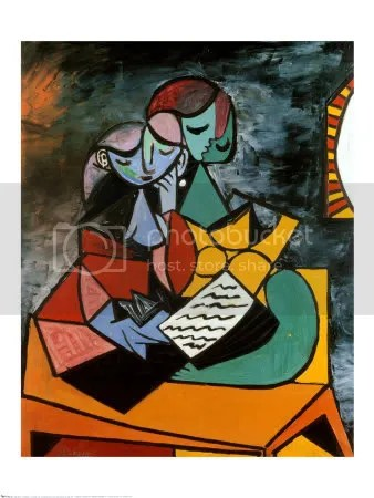Pablo Picasso, The Lesson