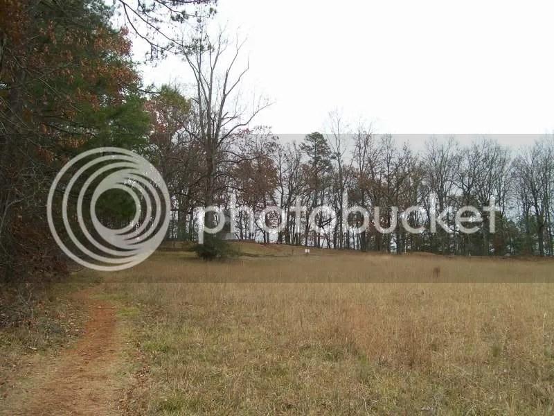 Haunted Cheatham Hill Civil War Battlefield - Part of Kennesaw Battlefield in Kennesaw, Georgia