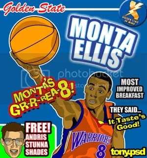 Monta Ellis is great!