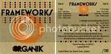 frameworks,Organik Recordings