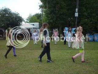 Fairy dancers