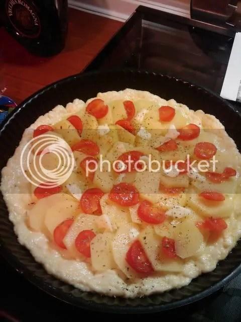 Crostata salata buonissima