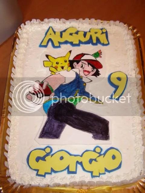 Torta Pokemon!