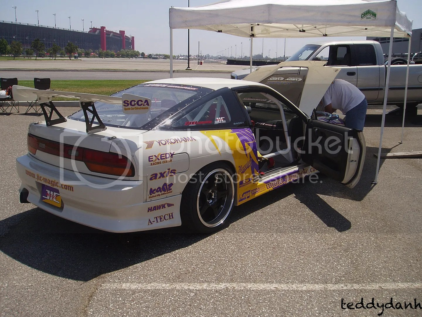 Drift Day 23,Andy Yen,JIC Magic,S13