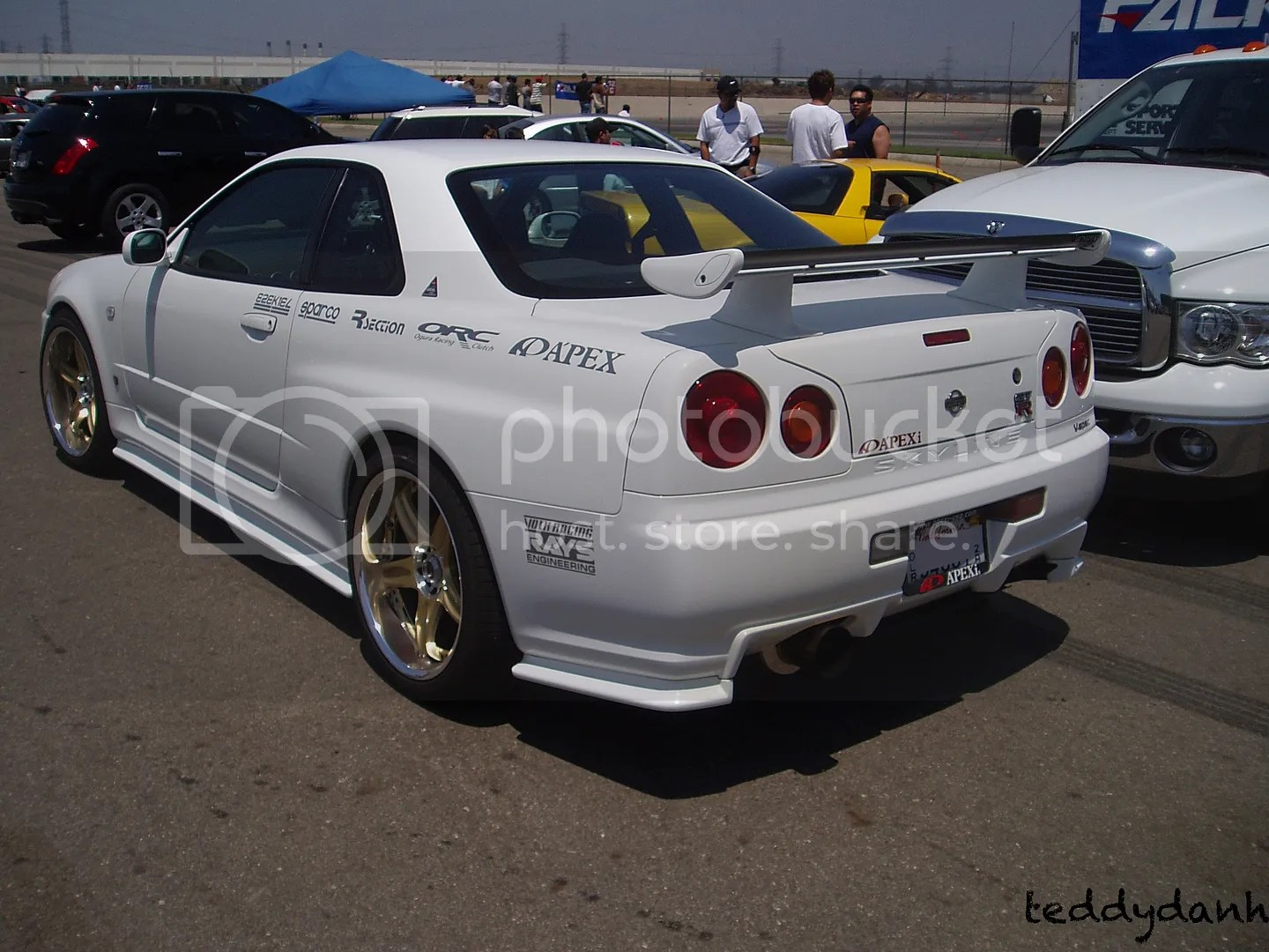Drift Day 23,Toshi,Skyline GTR