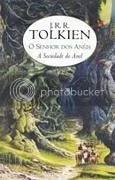 O Senhor dos Anéis: a Sociedade do Anel J.R.R. Tolkien