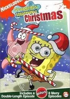 Download de Bob Square Paints Christmas (O Natal de Bob Esponja) [176x144] para celular / to mobile device
