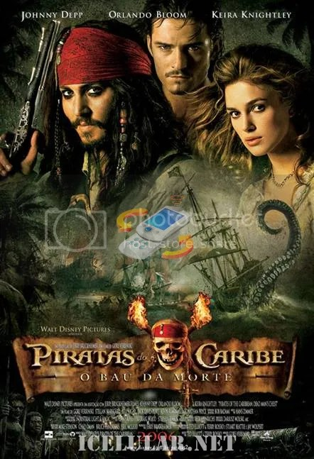Download de Pirates of the Caribbean: Dead Man\'s Chest (Piratas Do Caribe - O Baú Da Morte) [176x144] para celular / to mobile device