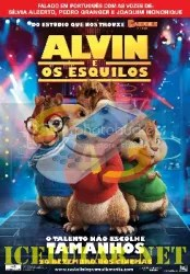 Download de Alvin and the Chipmunks (Alvin e os Esquilos) [176x144] para celular / to mobile device